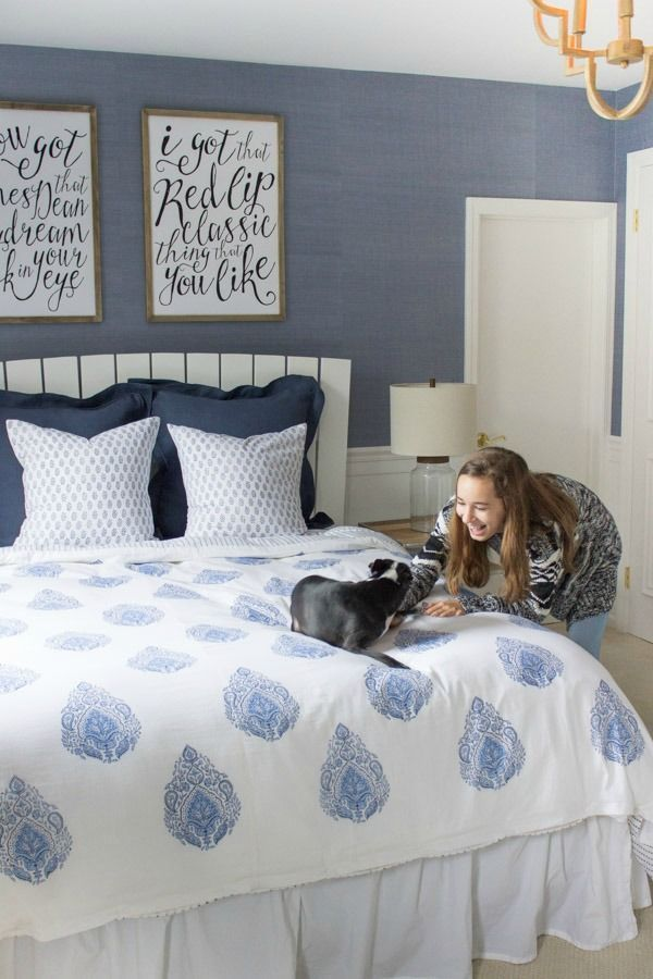 Cute teen rooms modern coastal bedroom makeover reveal ketdycg