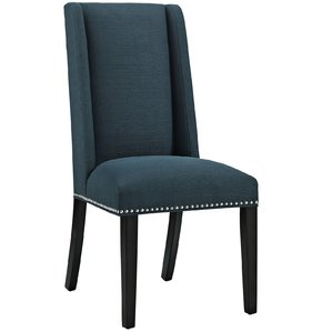 Cute upholstered dining chairs baron upholstered dining chair vyzqhli