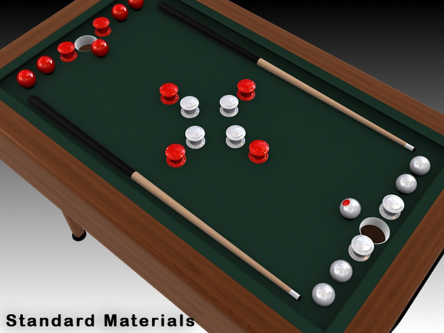 Decor Ideas ... bumper pool table 3d model max obj 3ds stl wrl wrz mtl dnbuvhc