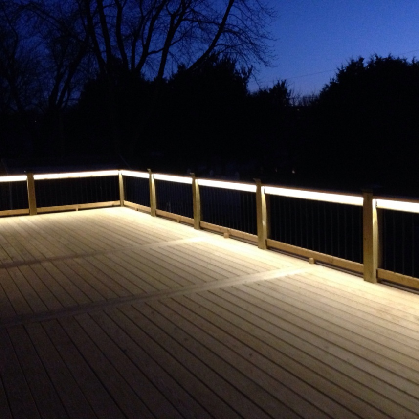 Decor Ideas deck lighting done rsdvljp