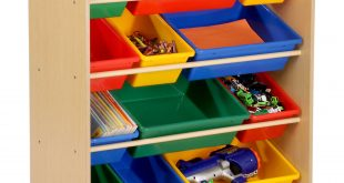 Decor Ideas honey can do kids toy organizer and storage bins, multiple colors ngpxlvj