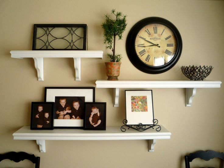 Decor Ideas shelving ideas picture and shelves on wall together | it all started after being inspired eztnagk