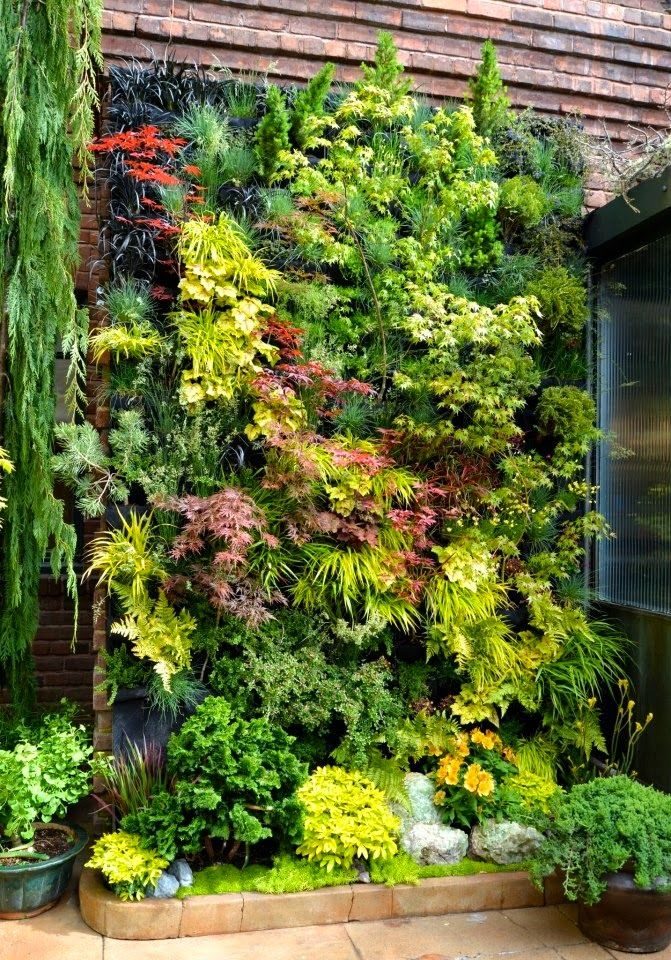 Decor Ideas vertical garden more ioudzhc