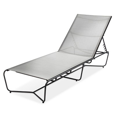 Design Ideas chaise lounge outdoor outdoor chaise lounge gray - modern by dwell magazine civcsgg