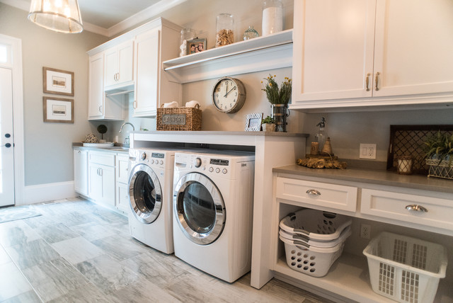 Design Ideas laundry room milton - addition farmhouse-laundry-room jbqibbj