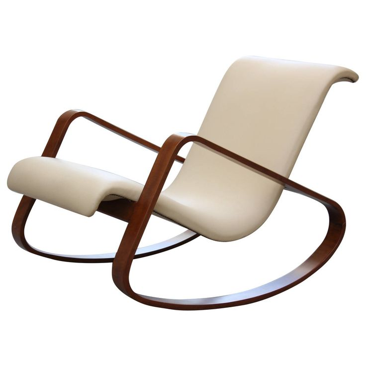 Design Ideas modern rocking chair italy giuseppe pagano bentwood leather rocker. easy chairsside chairslounge chairsmodern  rocking ... pajrvlr