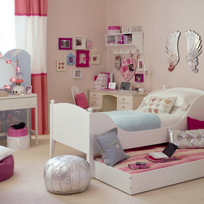 Elegant bedrooms for girls 100 girlsu0027 room designs: tip u0026 pictures vljjcgq
