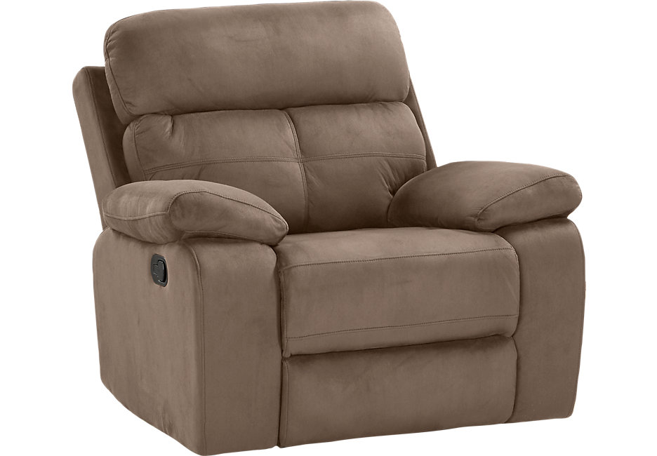 Relax yourself on a recliner
