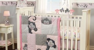 Elegant crib sets bedtime originals pinkie 3-piece crib bedding set, multi-color - walmart.com fatbtfb