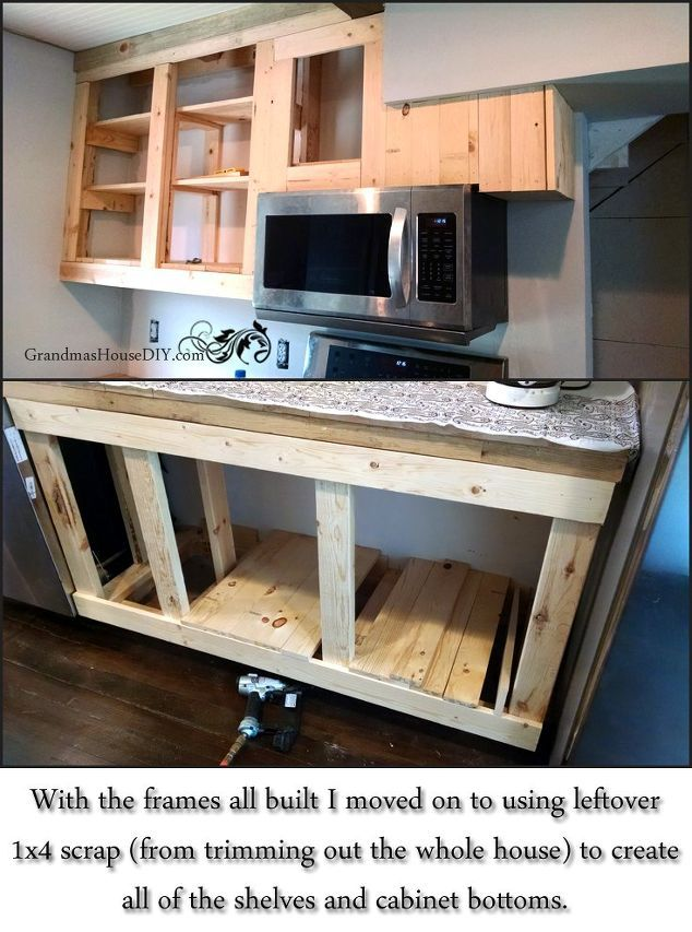 Elegant diy kitchen cabinets how one person built all of their kitchen cabinets ueibuvn