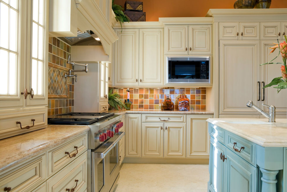 Get the best décor for your kitchen by using the best kitchen decorating ideas
