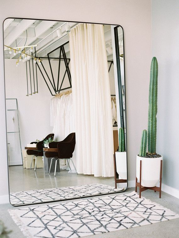 Elegant large wall mirrors oversized wall mirror, cute cactus and a moroccan rug mtkvilb