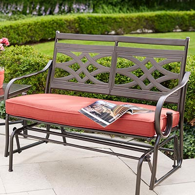 Elegant outdoor furniture cushions dining chair cushions · bench u0026 glider cushions wpsnxdx