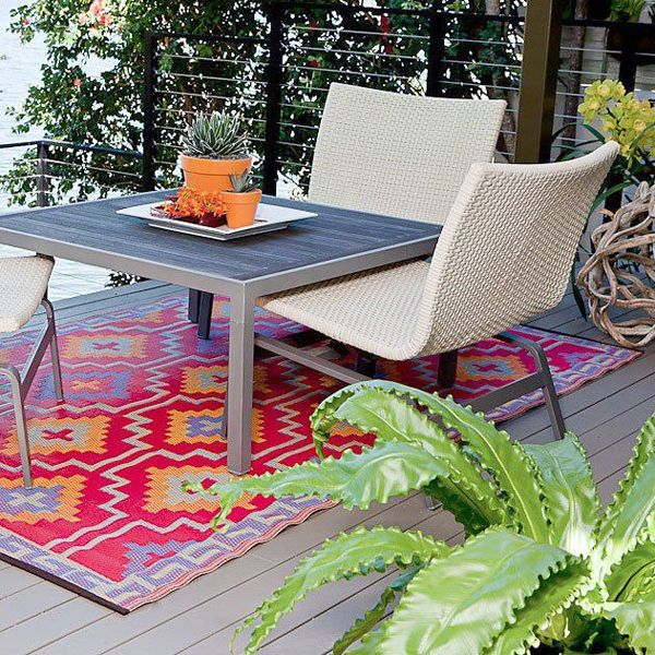 Elegant patio rugs lhasa outdoor rug is made of recycled plastic oprgnzj