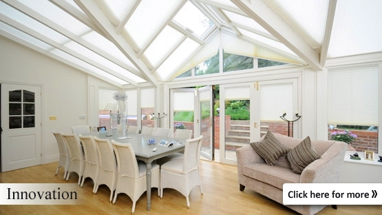 Elegant style and fit · conservatory blinds innovation ... khaaoyc