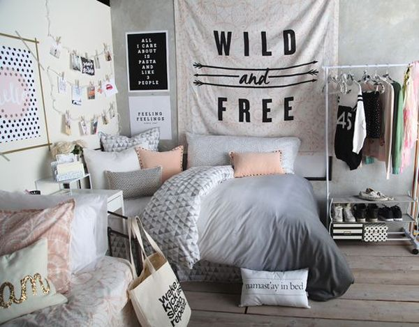 Elegant teen rooms black and white bedroom ideas for teens | posts related to ten black nqqqljd