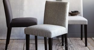 Elegant upholstered dining chairs porter upholstered dining chair - iron | west elm jeokffl