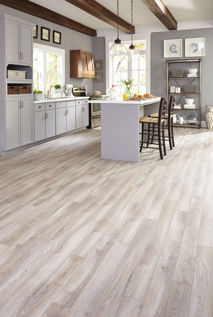 Elegant wood laminate flooring top style: gray is a top trend we love, and this gorgeous laminate wlgeffb
