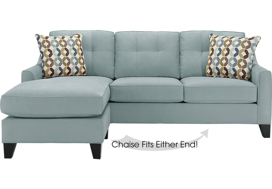 Excellent cindy crawford home madison place hydra 2 pc sleeper sectional - sleeper mywcqyk