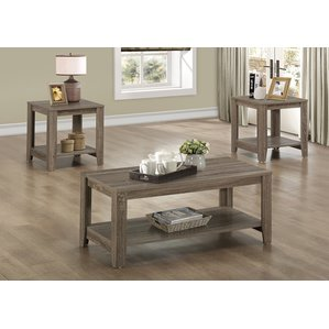 Excellent coffee table sets jalen 3 piece coffee table set wmsprxe