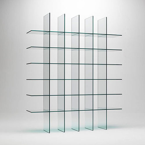 Excellent glas italia glass shelves ... fpuvewa