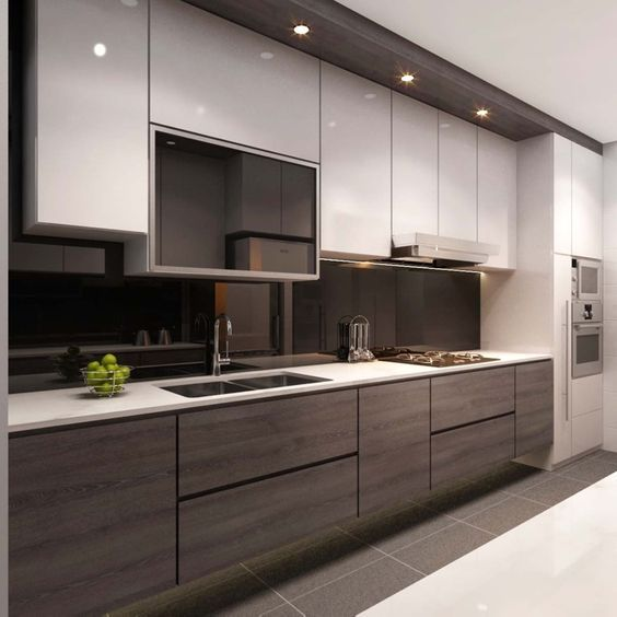 Interior design ideas for kitchen