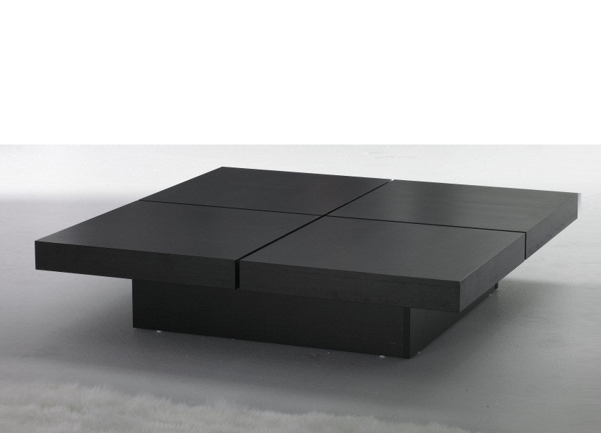 Excellent modern coffee tables black-modern-coffee-table-large vrfnoqs