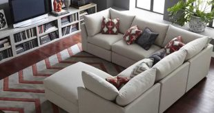 Excellent modular sectional sofa the beckham sectional sofa by bassett furniture - youtube iyqmhrh