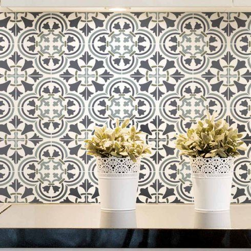 Excellent portugese tile stencils - portugese and spansih tile stencils for walls,  stairs, ubptkox