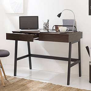 Excellent terry study table (wenge finish) wrjfbtg