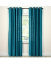 Excellent turquoise curtains natural solid curtain panel turquoise (54 vmbjuyc
