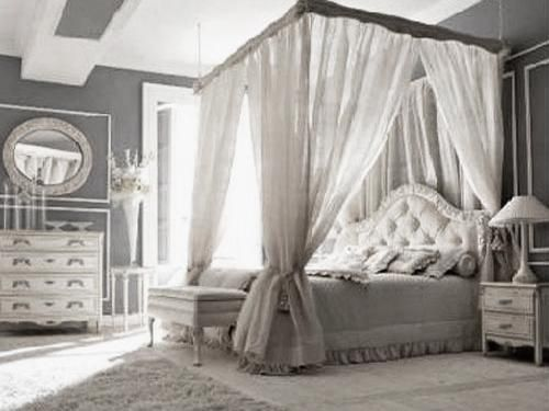 Fancy 25 glamorous canopy beds for romantic and modern bedroom decorating juasarb