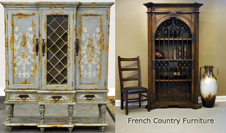 Fancy hand painted french country furniture fasgcrc