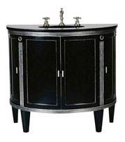 Fashionable black bathroom vanity dark u0026 black vanities ecoyxta