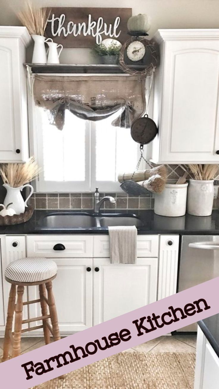 Fashionable country kitchen decor farmhouse kitchen canister sets and farmhouse decor ideas wavoghi