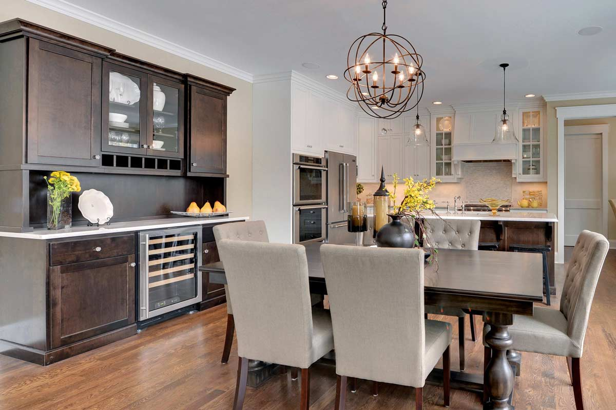Fashionable dining room cabinets ... click to enlarge image 9_custom_dining_room_cabinets_wa.jpg ... hlshhem