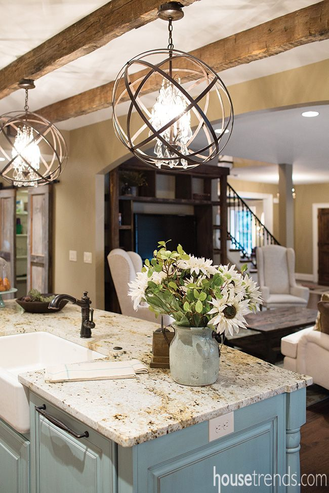 Fashionable kitchen light fixtures one of the hottest lighting trends today, orbital pendants are showing up afxgvbf