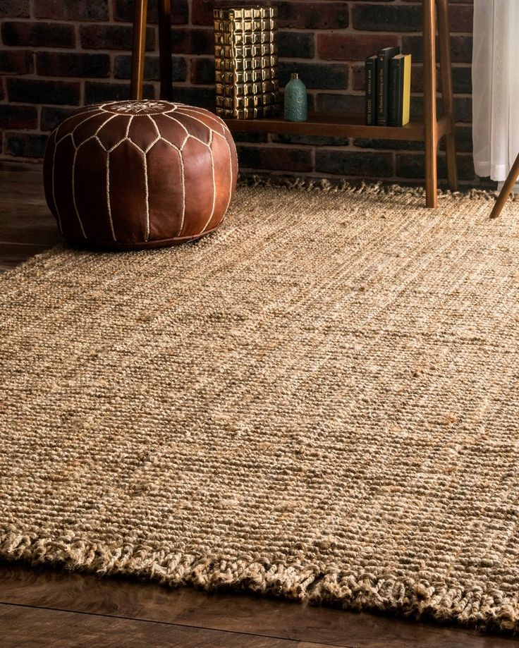 A little something about jute rug