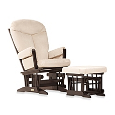 Gorgeous baby glider image of dutailier® ultramotion bella classic glider and ottoman in  buckwheat tpewets