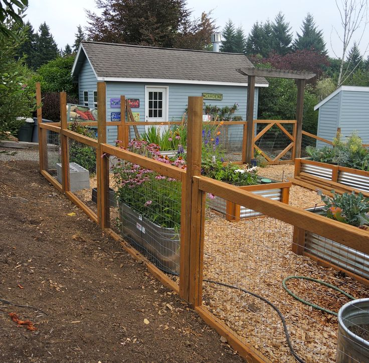 Great 10+ garden fence ideas that truly creative, inspiring, and low-cost suaqfyc