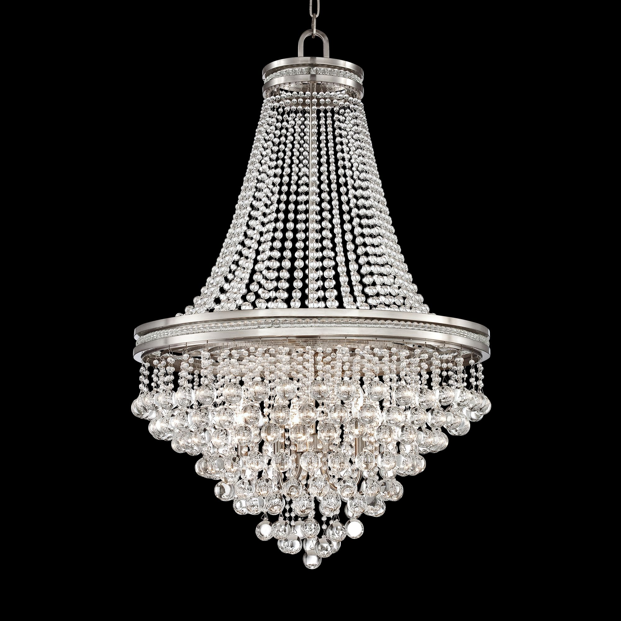 Chandeliers to mesmerize the ambience