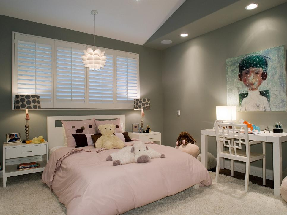 Great girls bedrooms kids bedroom ideas | hgtv ehkjhqd
