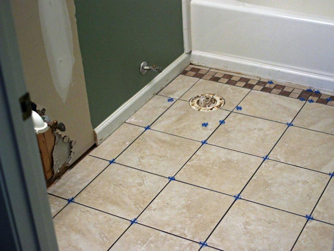 Ideas of bathroom floor tiles step 6 jvxvrif
