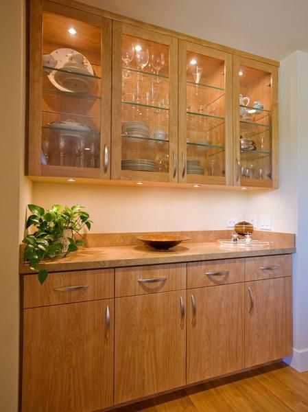 Ideas of wooden dining room cabinets built in pxlkxoo