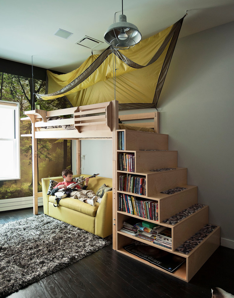 Images of boys room ideas a nature-inspired wall mural could bring an organic element to a room. mzvyonh