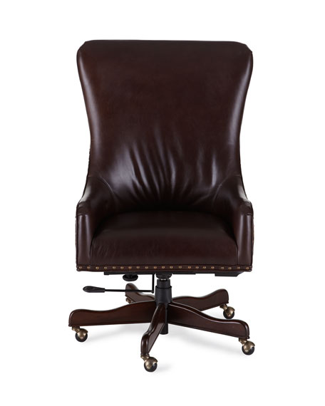 Images of brindle u0026 leather office chair rjbuxos