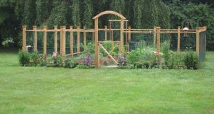 Images of garden fence deer fences for gardens - yahoo image search results vjyngit