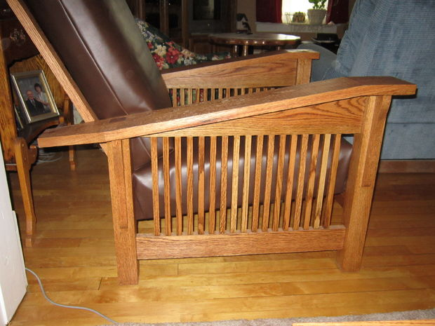 Images of introduction: handmade mission style furniture henednh
