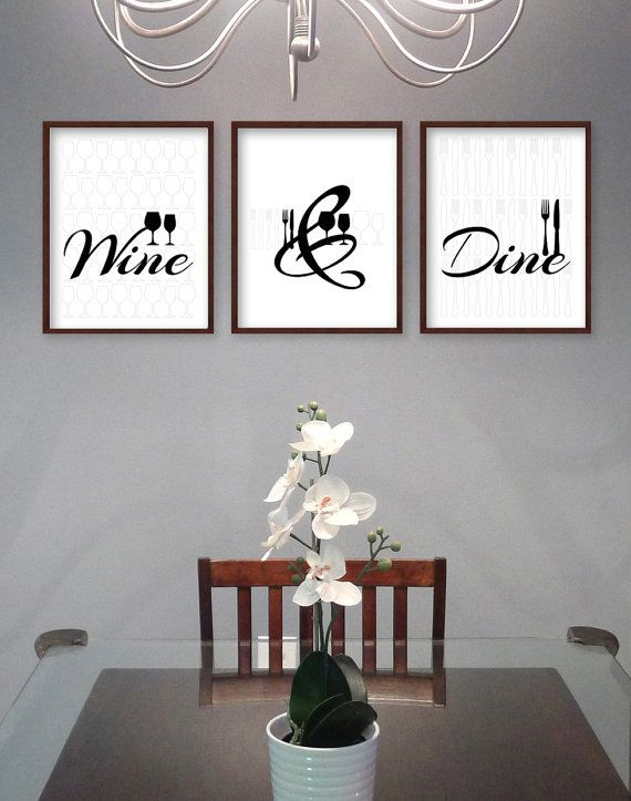 Images of kitchen wall art dining room wall art dining room art kitchen by daphnegraphics, $40.00 cabuswb