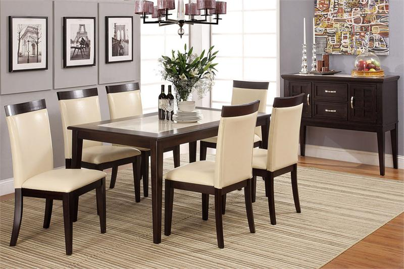 Images of luxury dining tables and chairs set elegant chair table modern glass 7 lbsqeoj